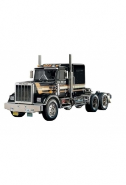 Lastwagen King Hauler Black Edition Ba..