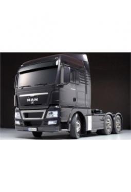 MAN TGX 26.540 6x4 XLX (Gun Metal Edit..