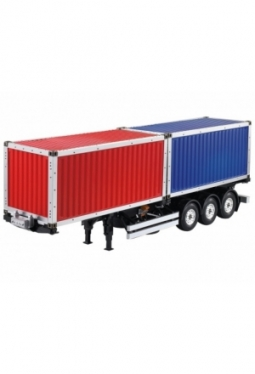 HERCULES HOBBY 1/14 40 Foot Trailer Ki..