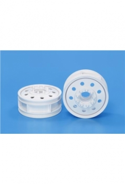 Front Wheels 22mm white 56541