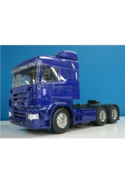 Tamiya Scania R620 Blue Body painted