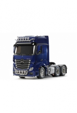MB Actros 3363 Pearl Blue