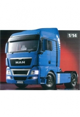 MAN TGX 18.540 4x2XLX (French Blue Edi..