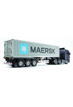 40-Foot Container Semi-Trailer Maersk