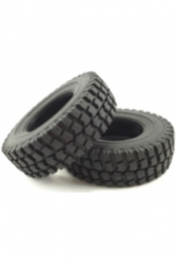 Hercules Hobby Wide Mud-Tire with hard..