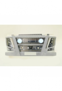 Metal Front Animal Guard w/LED Spotlig..