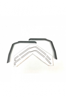 Wind deflector for Tamiya 1/14 Volvo F..