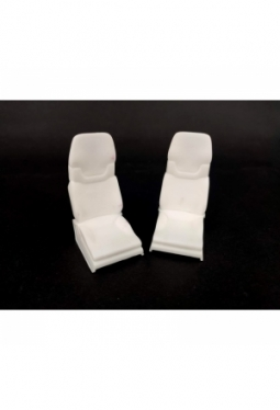 New Style Seats for Tamiya 1/14 Scania..