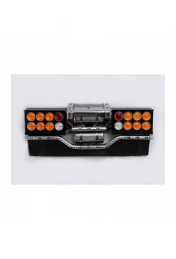 Reality Metal Scania Bumper Light Set ..