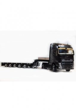 Fury Bear trailer 5 Axle 1:14 low load..