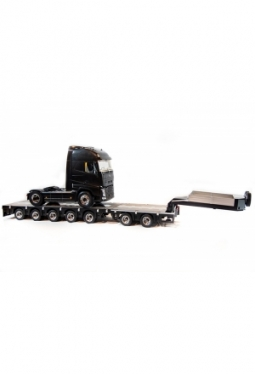 Fury Bear trailer 2+5 axle 1:14 low lo..