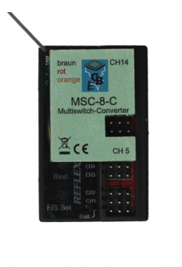 Beier Multiswitch-Converter MSC-8-C