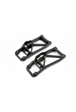 Traxxas  Suspension arm, lower, black ..