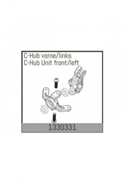 ABSIMA C-Hub vorne/links AB1330331
