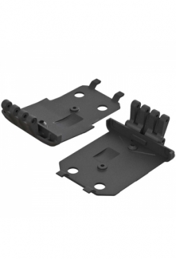 ARAC9260 F/R Lower Skidplate (2) 4x4 G..