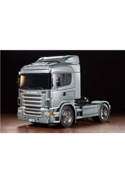 1/14 RC Scania R470 (Silver Edition) 5..