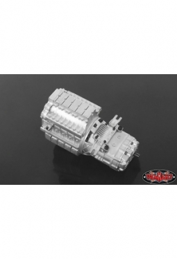 EcoDrive Single Speed Transmission for Tamiya 1/14 Semi Truck